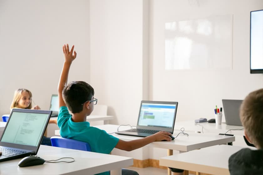 Using Technology to Run a School