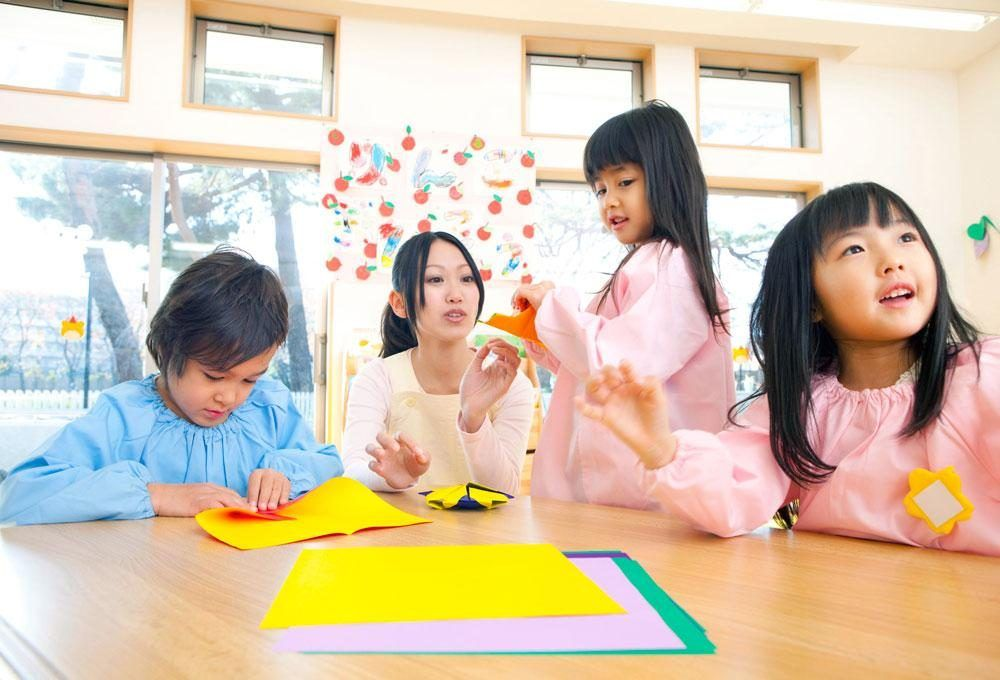 I Want To Be A Preschool Teacher!
