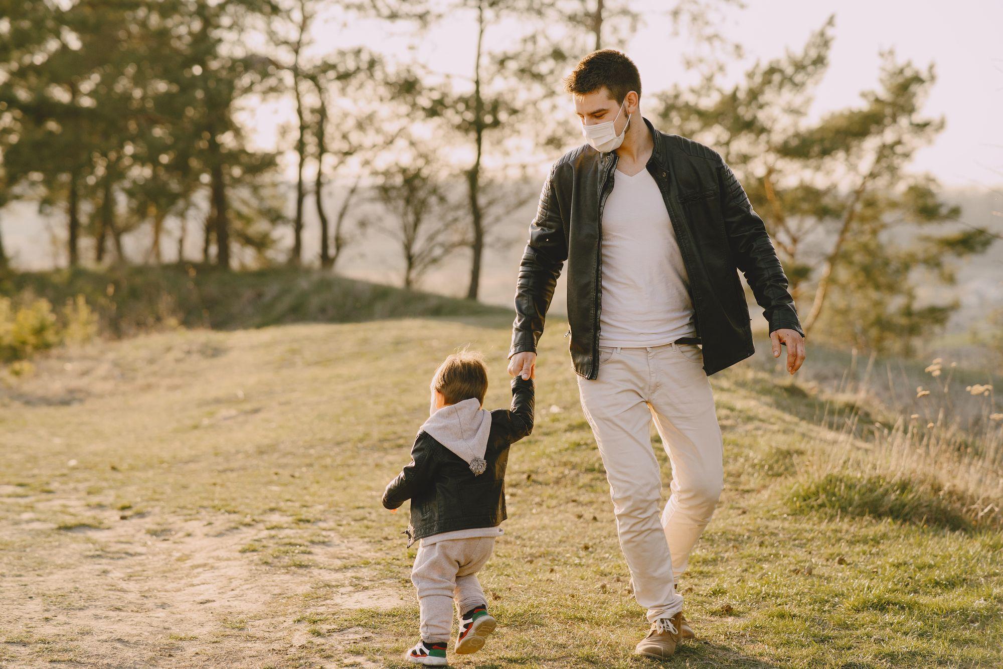 Khi con của tôi có nguy cơ nhiễm COVID-19