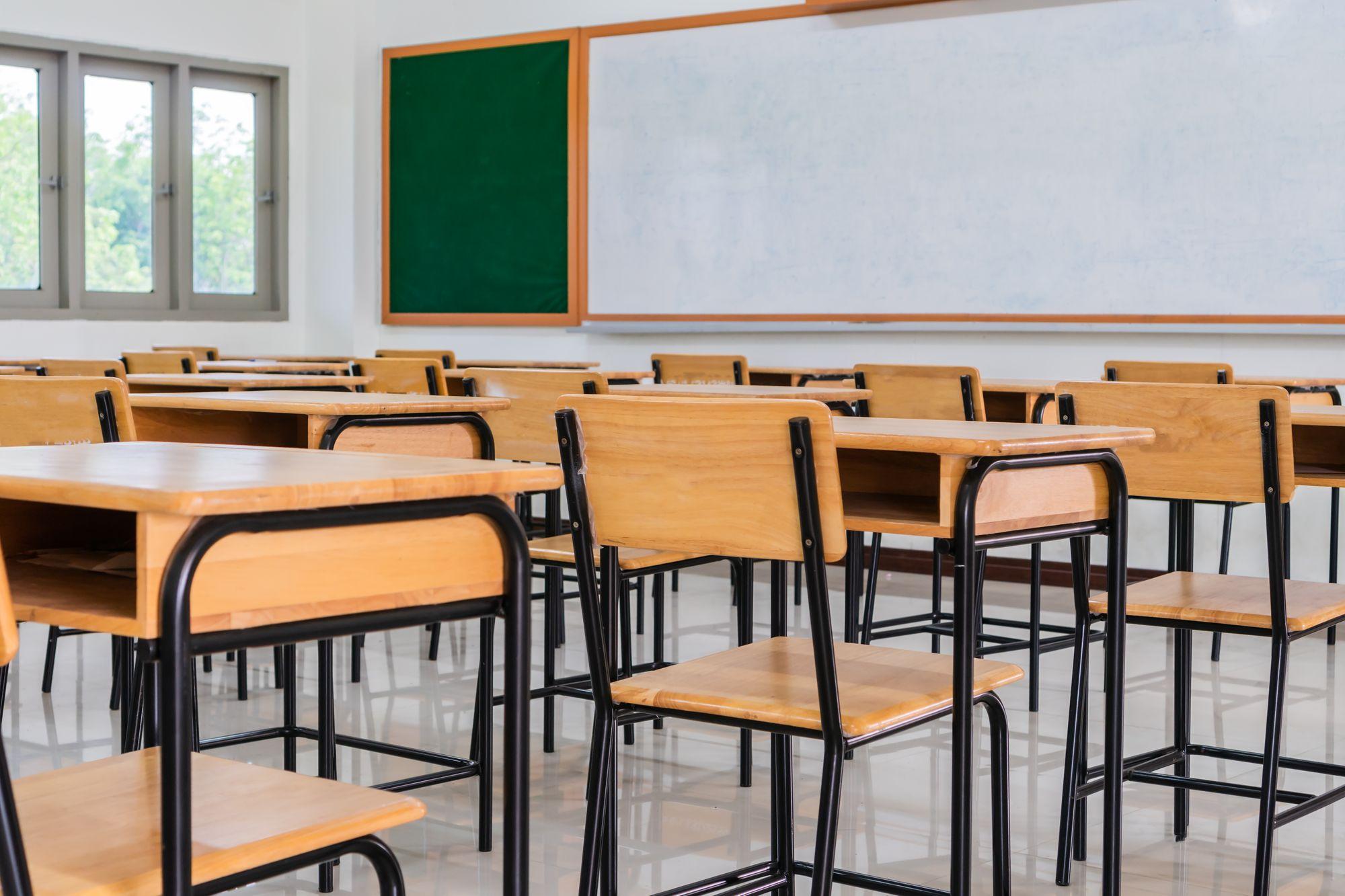 Clean classroom, clean school, hygiene school, hygiene classroom