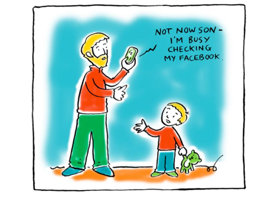 Làm cha mẹ chú tâm - Mindful Parenting