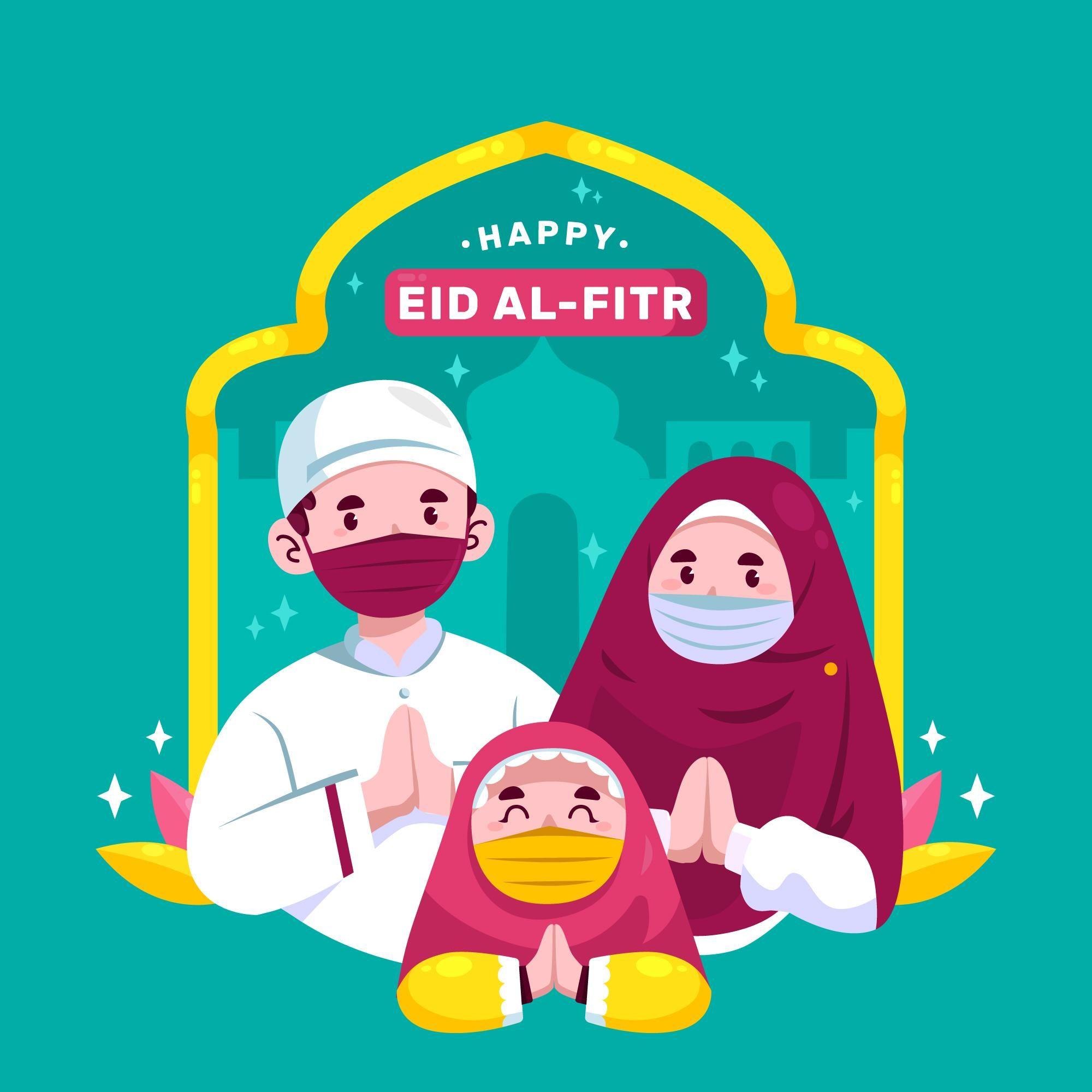 Explain to Kids: Eid al-Fitr Festival
